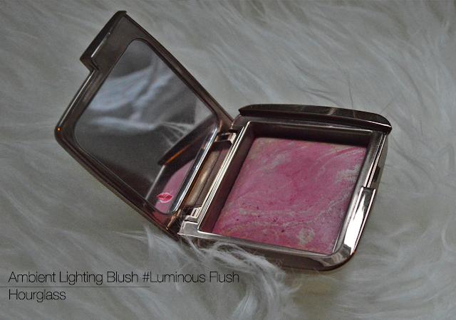 Preferiti di Gennaio con Ambient Lighting Blush Luminous Flush di Hourglass