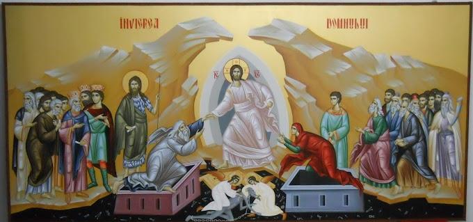 Predică la Învierea Domnului a Părintelui Ilie Cleopa