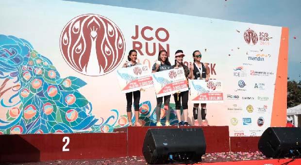 JCO Run 2019 Run Together!