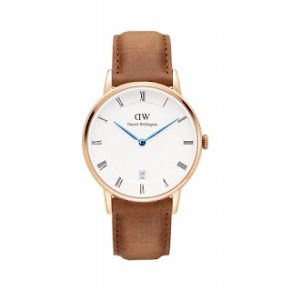 DANIEL WELLINGTON Ladies Dapper Durham 34mm
