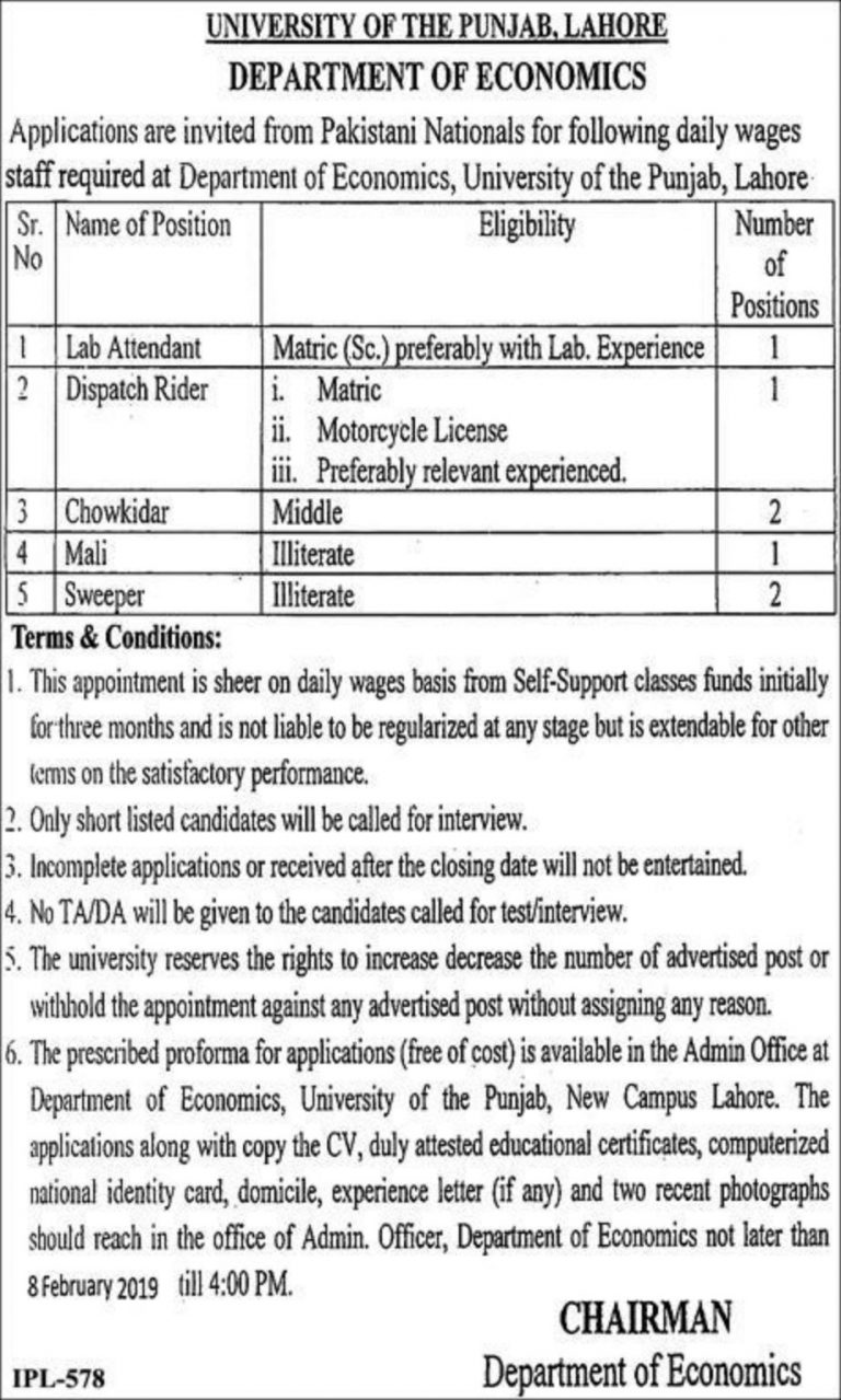 university of the punjab,punjab university lahore,punjab university,latest jobs in punjab university lahore,new jobs in punjab university lahore 2019,upcoming jobs in punjab university lahore,today new jobs in punjab university lahore,punjab university jobs 2018,university of the punjab lahore,jobs,jobs in university of the punjab pu jhelum campus,jobs in n punjab university lahore