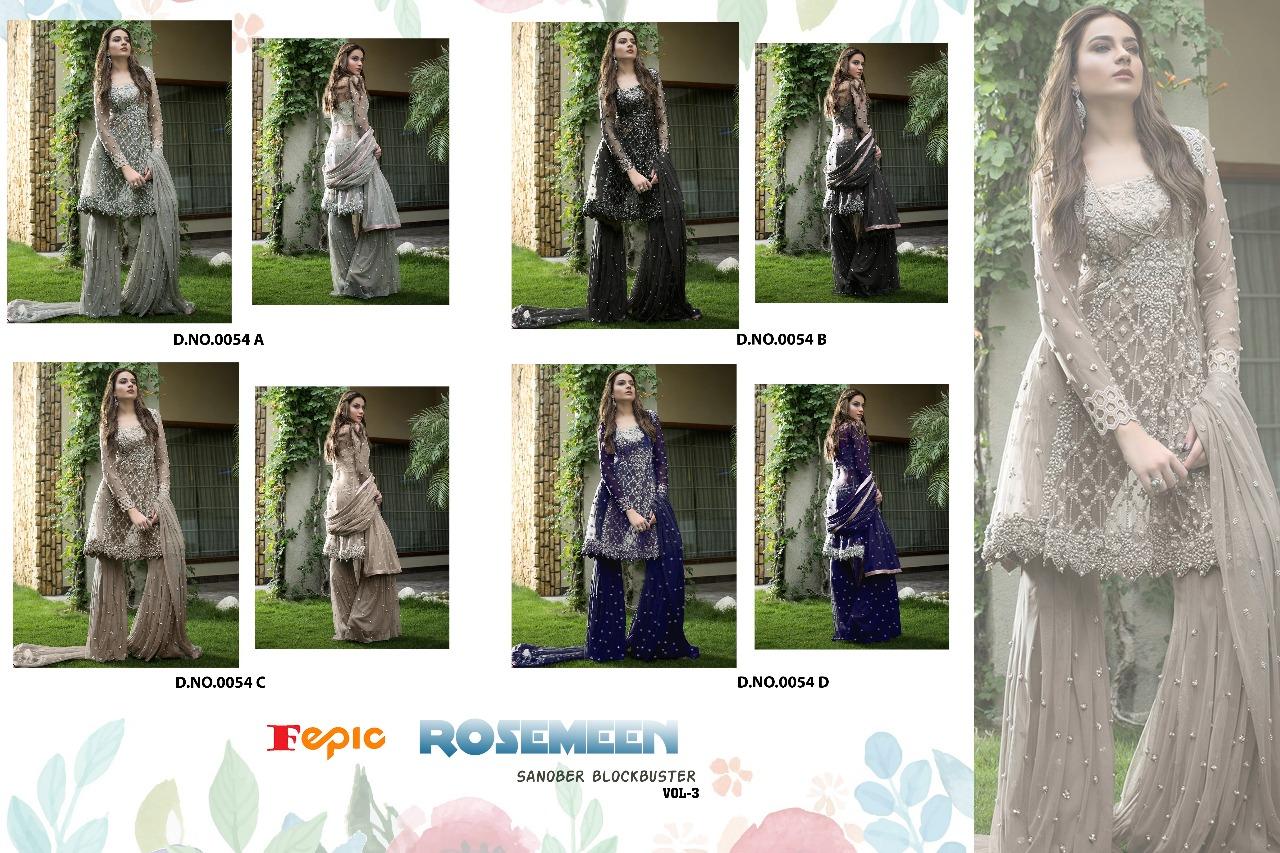 cf0af14f57 Rehmat Boutique (www.rehmatboutique.net): FEPIC ROSEMEEN SANOBER ...