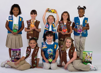Girl Scouts Now Welcoming Transgender Boys