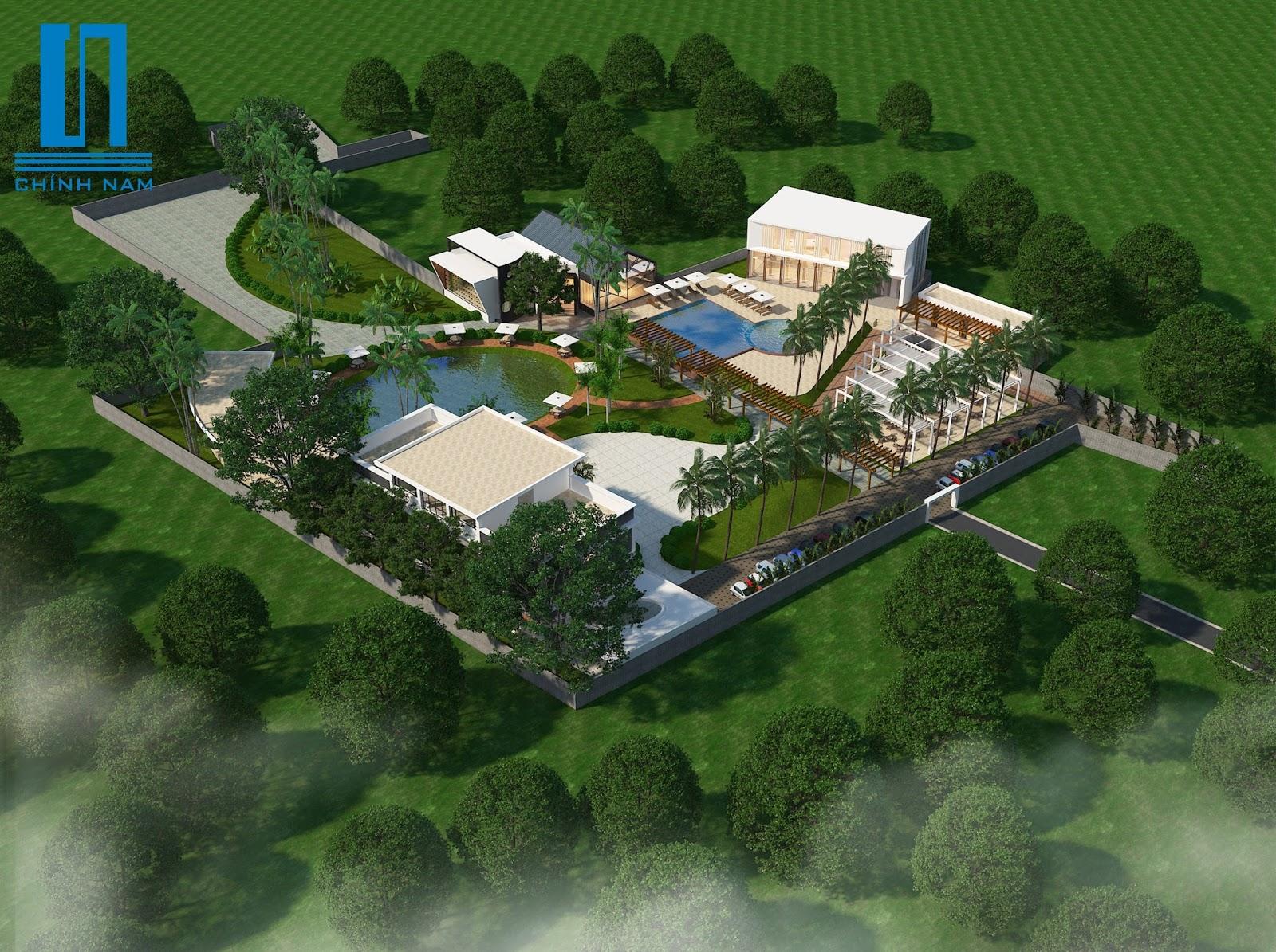CC02: Thiết kế khu khách sạn tổng hợp