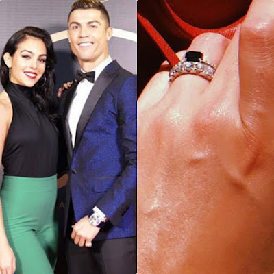 Ronaldo Finally ENGAGED To His Longtime Girlfriend Georgina Rodriguez