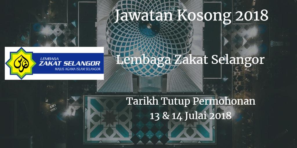 Jawatan Kosong MAIS 13 &14 Julai 2018