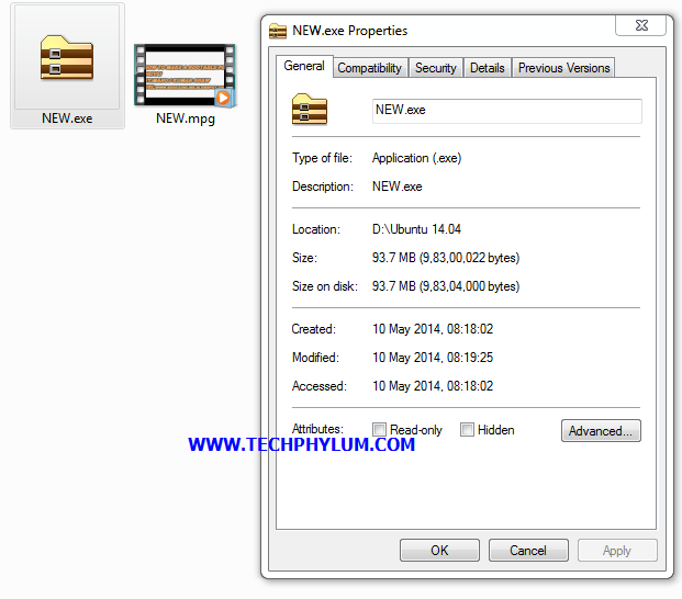 How to highly compress a file? | TECHPHYLUM COM