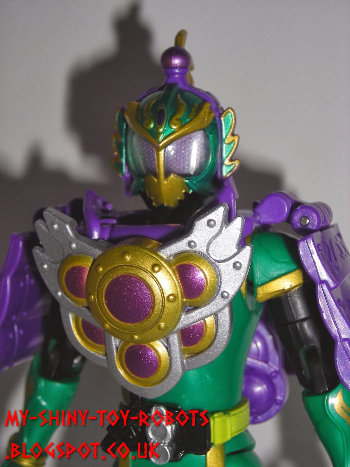 Arms Change AC03 Ryugen