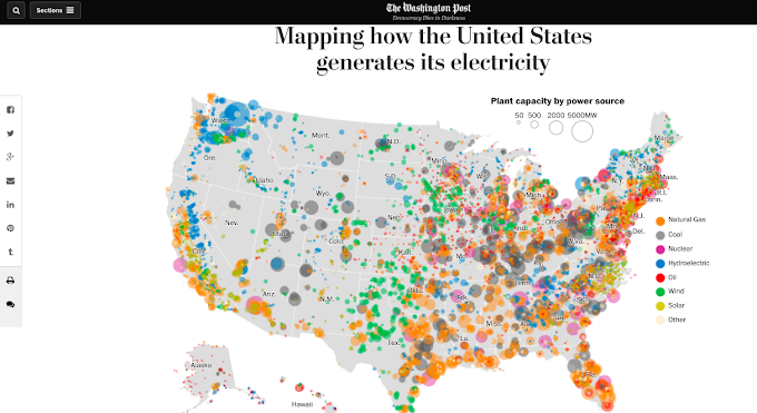 Where does our energy in the U.S. come from? (Interactive Map)