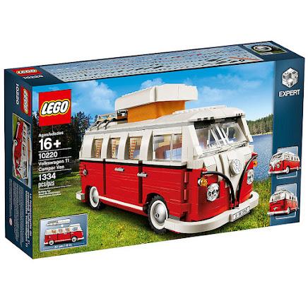 LEGO 10220 - Mikrobus kempingowy Volkswagen T1