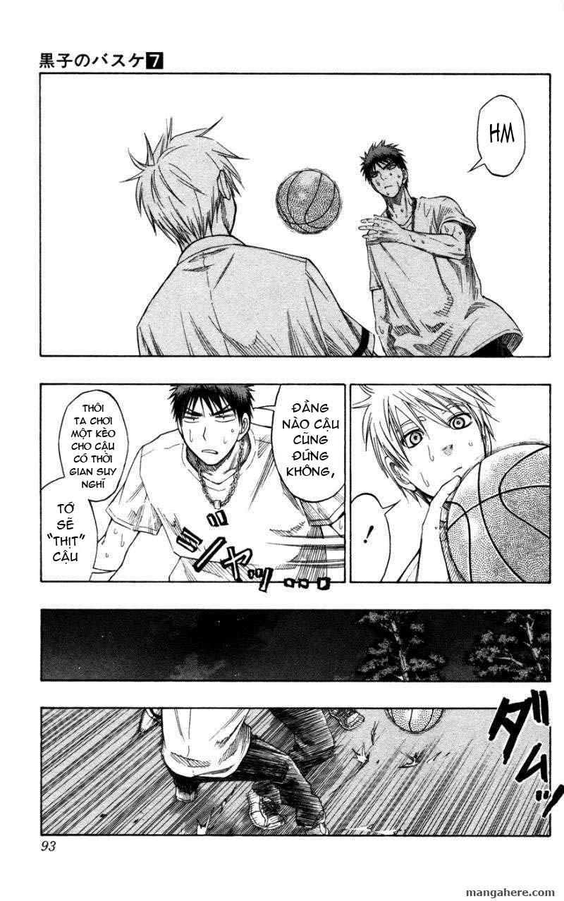Kuroko No Basket chap 057 trang 8