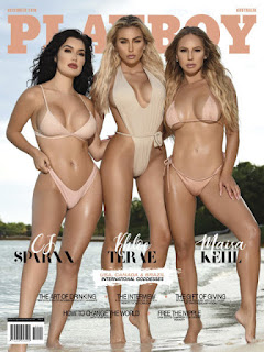 Playboy Australia – Diciembre 2018 PDF Digital