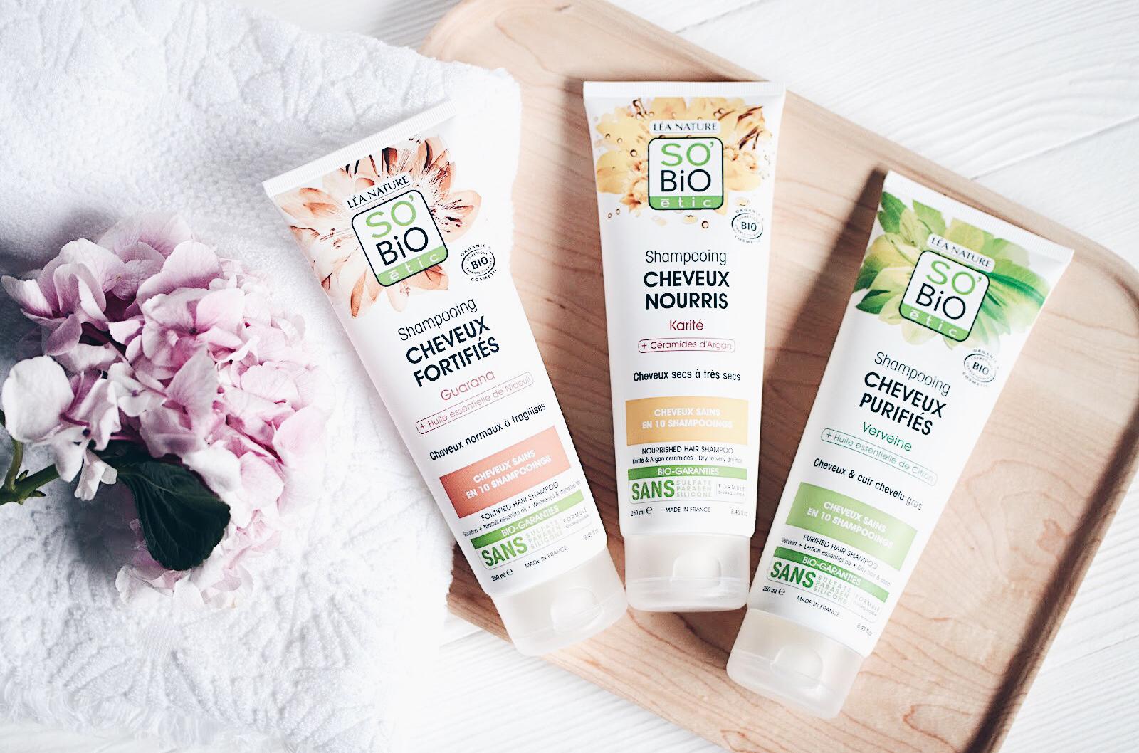 so bio etic shampooing apres shampooing sans sulfates et sans silicones avis