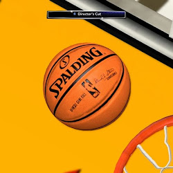 NBA 2K14 HD Orange Spalding Ball Patch