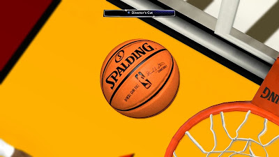NBA 2K14 Orange Spalding Ball Mod