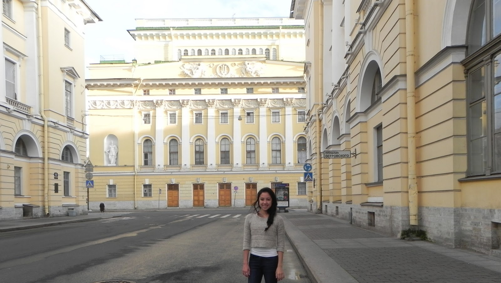 Dancing Around the World Vaganova Ballet Academy