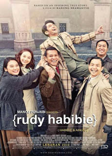 Download Film Rudy Habibie (Habibie Ainun 2) (2016)  720p