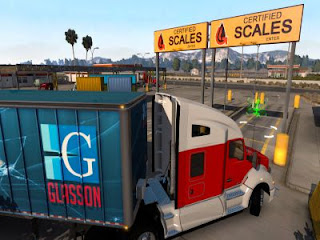 American Truck Simulator Game Download