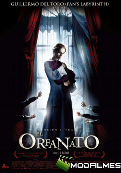 Capa do Filme O Orfanato