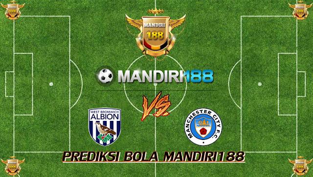 AGEN BOLA - Prediksi W.B.A vs Manchester City 28 Oktober 2017