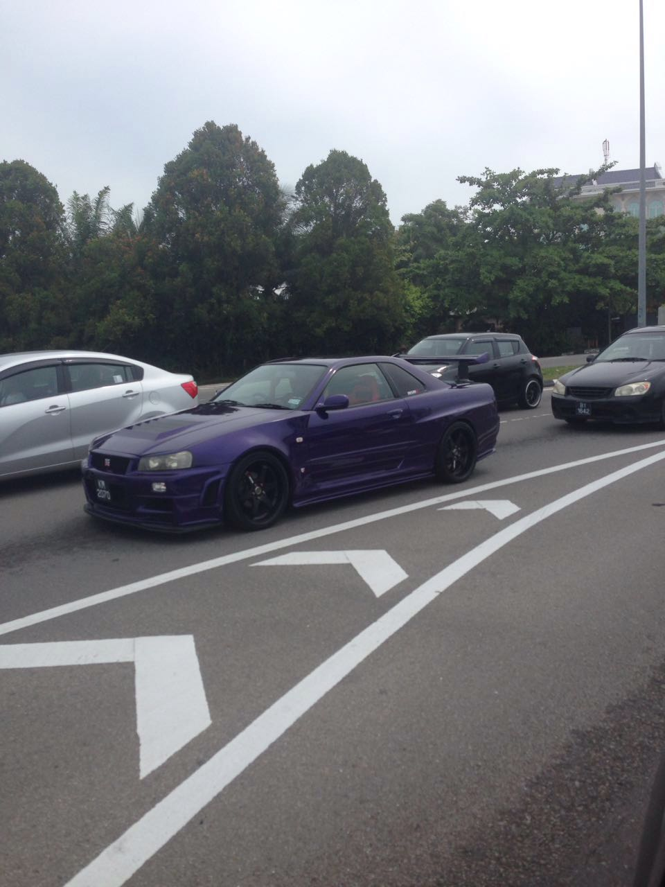 Car Spotting In Brunei - Holden HSV GTS W507 ~ All About Car