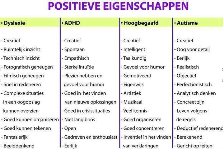 Bedwelming Weblog Gerrit Hartholt: Kenmerken / kwaliteiten van Asperger (autisme) &EI52