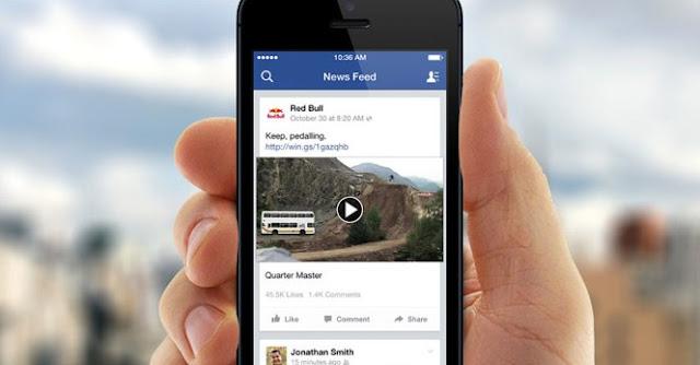 Cara Mudah Mematikan Autoplay Video Facebook