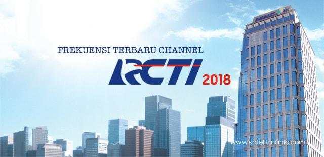 Frekuensi RCTI Terbaru MPEG2 2018 Di Satelit Palapa D
