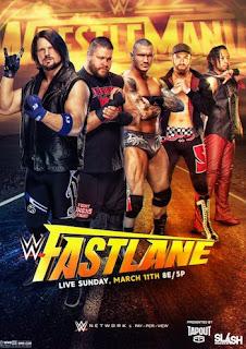 WWE Fastlane 2018 PPV 480p WEBRip x264 650MB