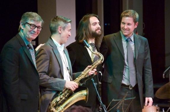 רביעיית הג'אז של דריוס ברובק בישראל - יוני 2017