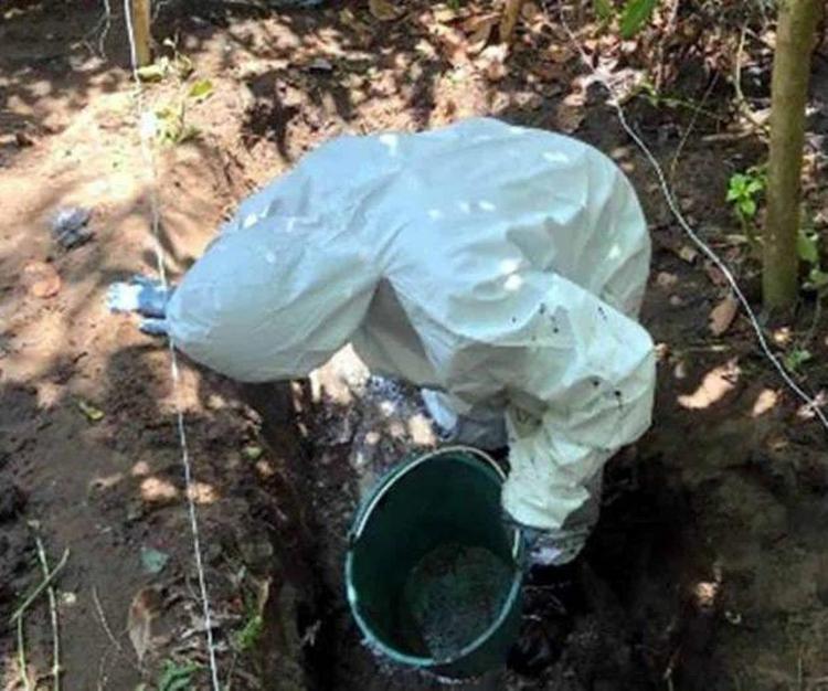 Entre 2007 y 2018 se han encontrado 306 fosas y se han exhumado 3,760 restos.