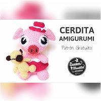 http://amigurumislandia.blogspot.com.ar/2018/06/amigurumi-cerdita-suenos-blanditos.html