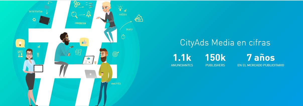 Datos de CityAds