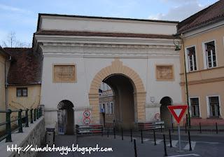Puerta de Schei, Brasov