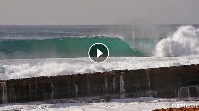 SLATER CAVE - ERICEIRA OCTOBER 2014 - quot THE VÍDEO quot