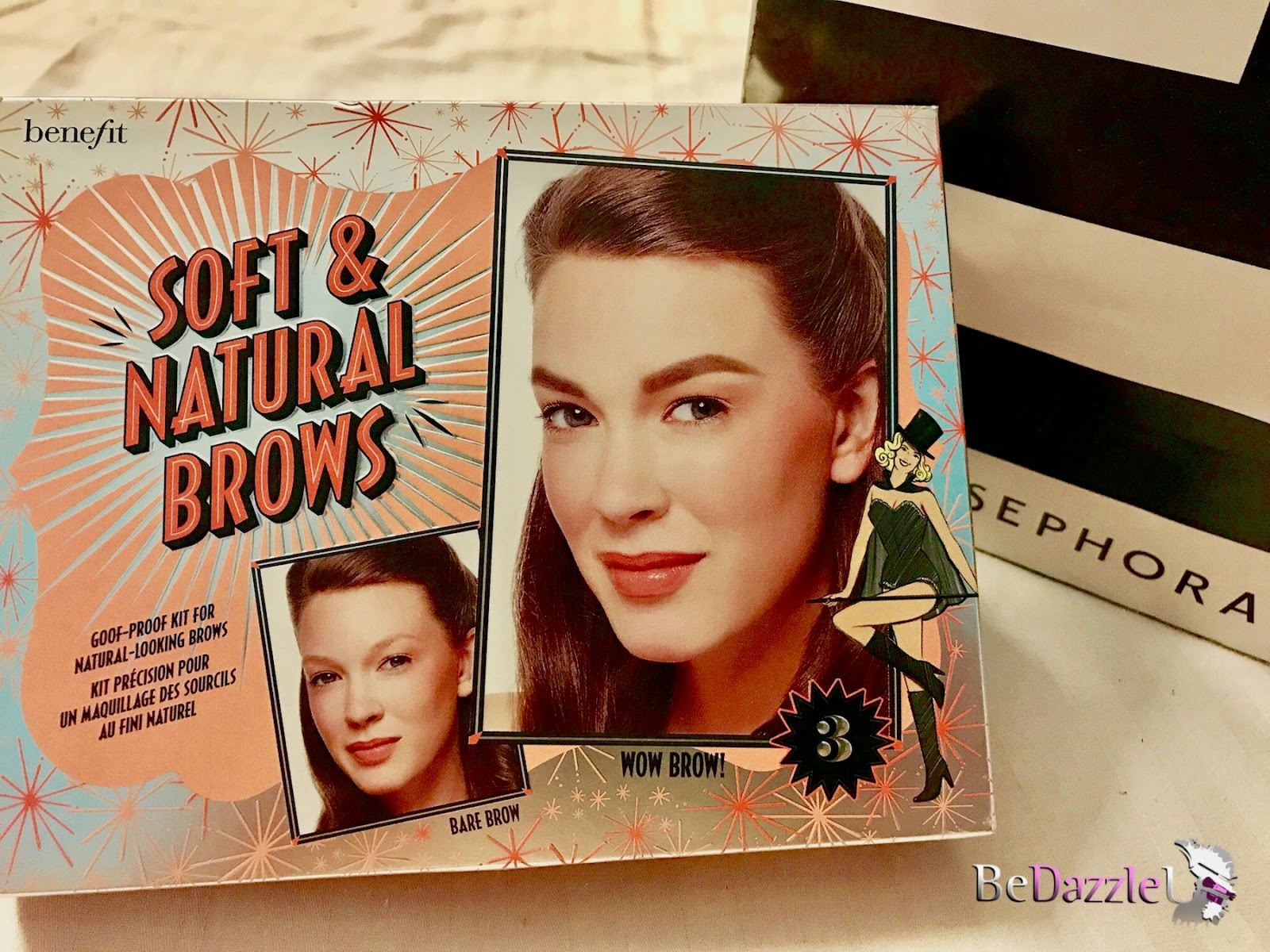 Eyebrow kit