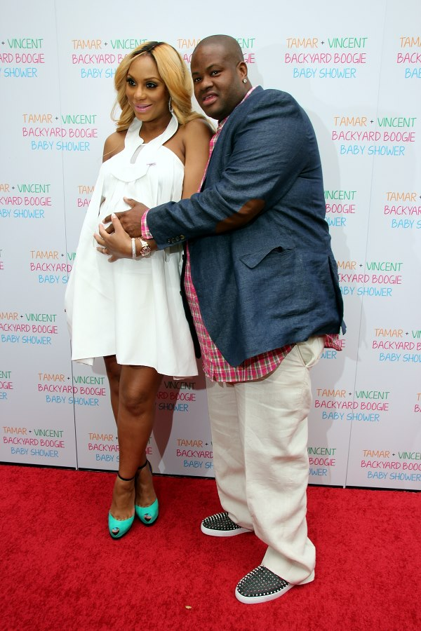 THE SOUTHERNER SWAG BLOG !: TAMAR BRAXTON AND VINCENT ...
