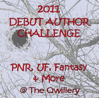 2011 Debut Author Challenge - June Debut Authors