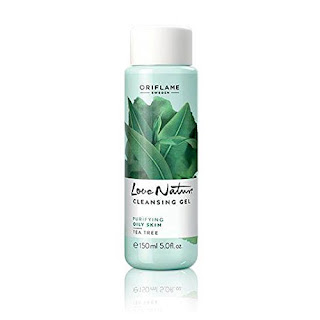 Love Nature Tea Tree Cleansing Gel