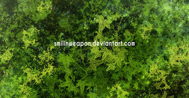 Real Ivy Brush Free Photoshop Download from Smilinweapon
