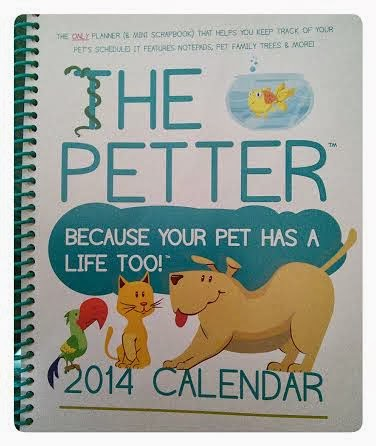 the petter planner calendar for your pets