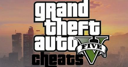 GTA 5 Cheats and Cheat Codes PS3