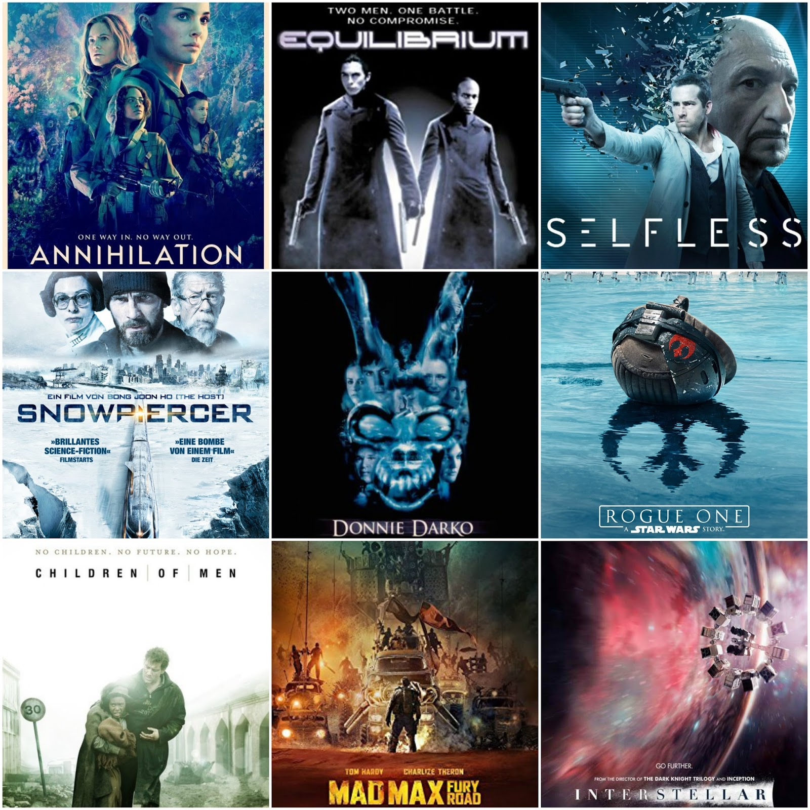 REEL IMPORTANT: TEN MUST-SEE SCI-FI MOVIES ON NETFLIX ANZ