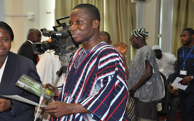 Oti Bless' apology not enough to justify appointment - Petitioner