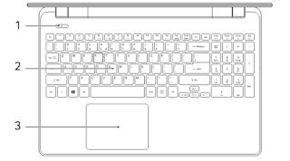 Acer Aspire E 15 Laptop (E5-575-51GG) User Manual PDF Download