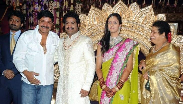 Prabhasmyhero Blog Prabhas Awesome Hd Stills Without: FULL WALLPAPER: Jr. NTR Marriage Photos