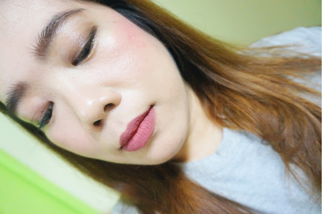 FOTD: Vice Cosmetics Aura Blush in Manyika