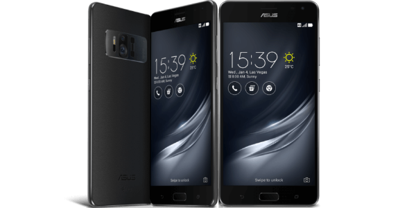 أسوس تكشف عن هاتفها المخصص للواقع الافتراضي والمعزز ZenFone AR