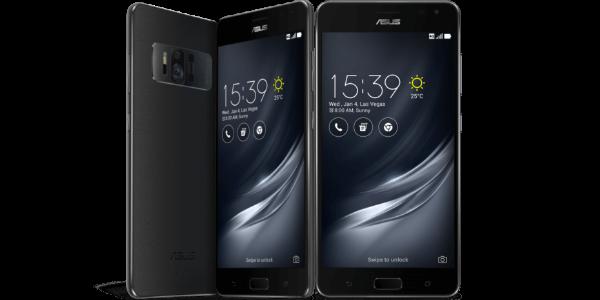 """كشفت شركة """"أسوس/Asus"""" التايوانية عن هاتفها الذكي الجديد للعام 2017"""