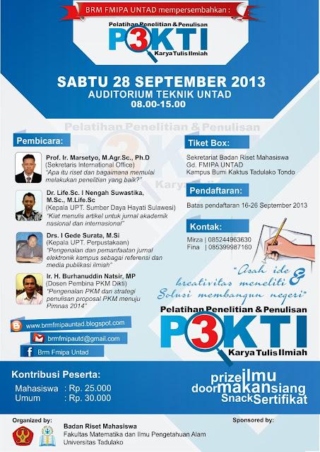 poster P3KTI